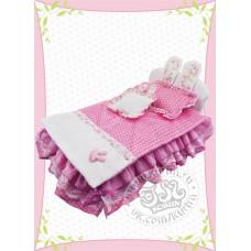 Постель розовая - sweet girl
