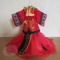 """Аутфит куколки """"Невеста династии Цин"""""""