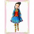 Маленькая принцесса династии Донг