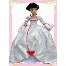 Китайская принцесса в белом