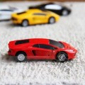 Флешка машинка Ferrari красная