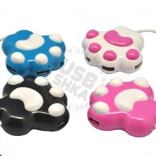 USB-hub кошачья лапка