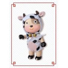 Веселая ферма - бычок