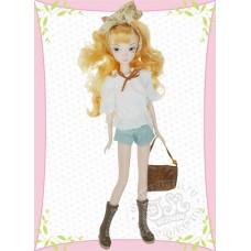 Fashion girl - кантри-блондинка