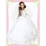 Невеста Нежная роза